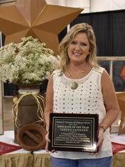 Teresa Sanderswas recently named the SWTDD Employee of the Year.