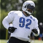 Haloti Ngata: Can he make up for the Lions' losses on the defensive line?