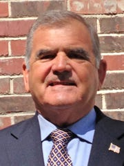 Dale Black is running unopposed for his at-large seat