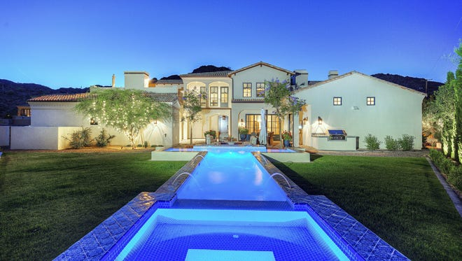 A former lieutenant governor of South Dakota, Steve T. Kirby, and his wife, Suzette, paid $2,500,000 for a 4,190-square-foot house in Paradise Reserve in Paradise Valley. The 2013 house was purchased through the Suzette Kirby Trust. Kirby served as the 35th lieutenant governor of South Dakota from 1993 to 1995. The 2013 house that features four bedrooms, an elevator, a media room that leads to a roof  deck with fireplace, is to be used as a secondary home.