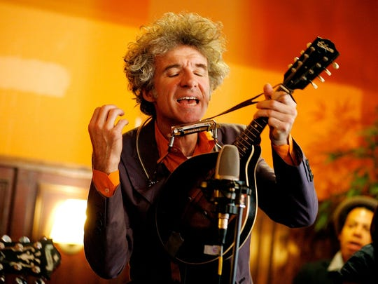 Dan Zanes will perform on Nov. 14 at the Center for the Performing Arts.