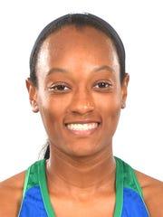 A&M-CC women's basketball player Kassie Jones