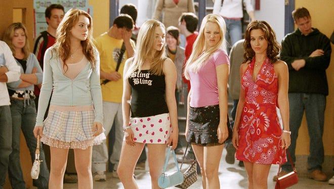 'Mean Girls' is Broadway bound.