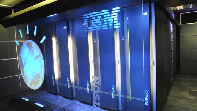 IBM's Watson,