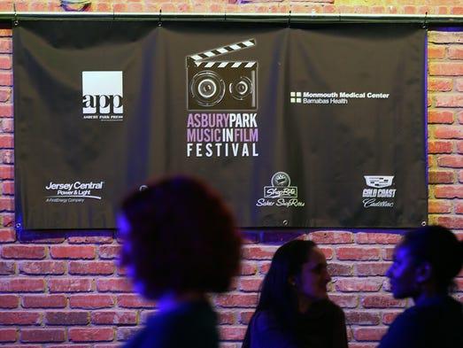 ASBURY PARK MUSIC IN FILM FESTIVALTwo Trains Runnin'
