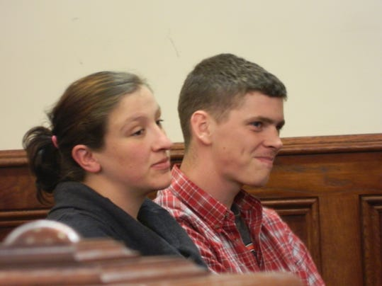 Hulbigs in court grin