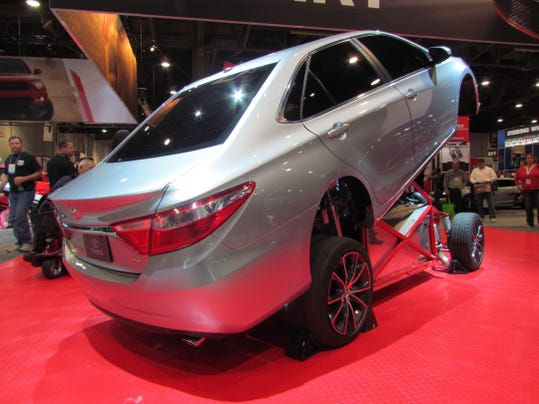 this camry lives up to 39 bold 39 advertising claim. Black Bedroom Furniture Sets. Home Design Ideas