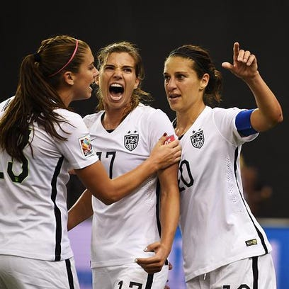 USA v Germany: Semi Final - FIFA Women's World Cup 2015