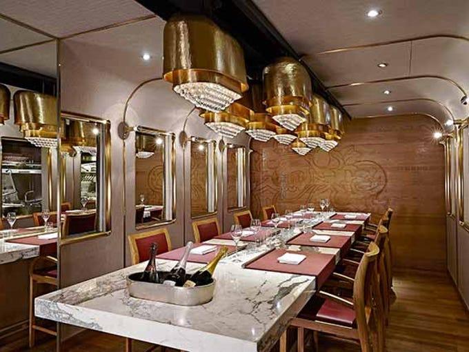 Krug Room Mandarin Hotel Hong Kong