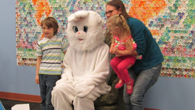Families are invited to the Children's Museum of Fond du Lac's popular Easter EGG-stravaganza event on Sunday, March 25. Registration is required by calling the Museum at 920-929-0707. For more information about the event, visit cmfdl.org.