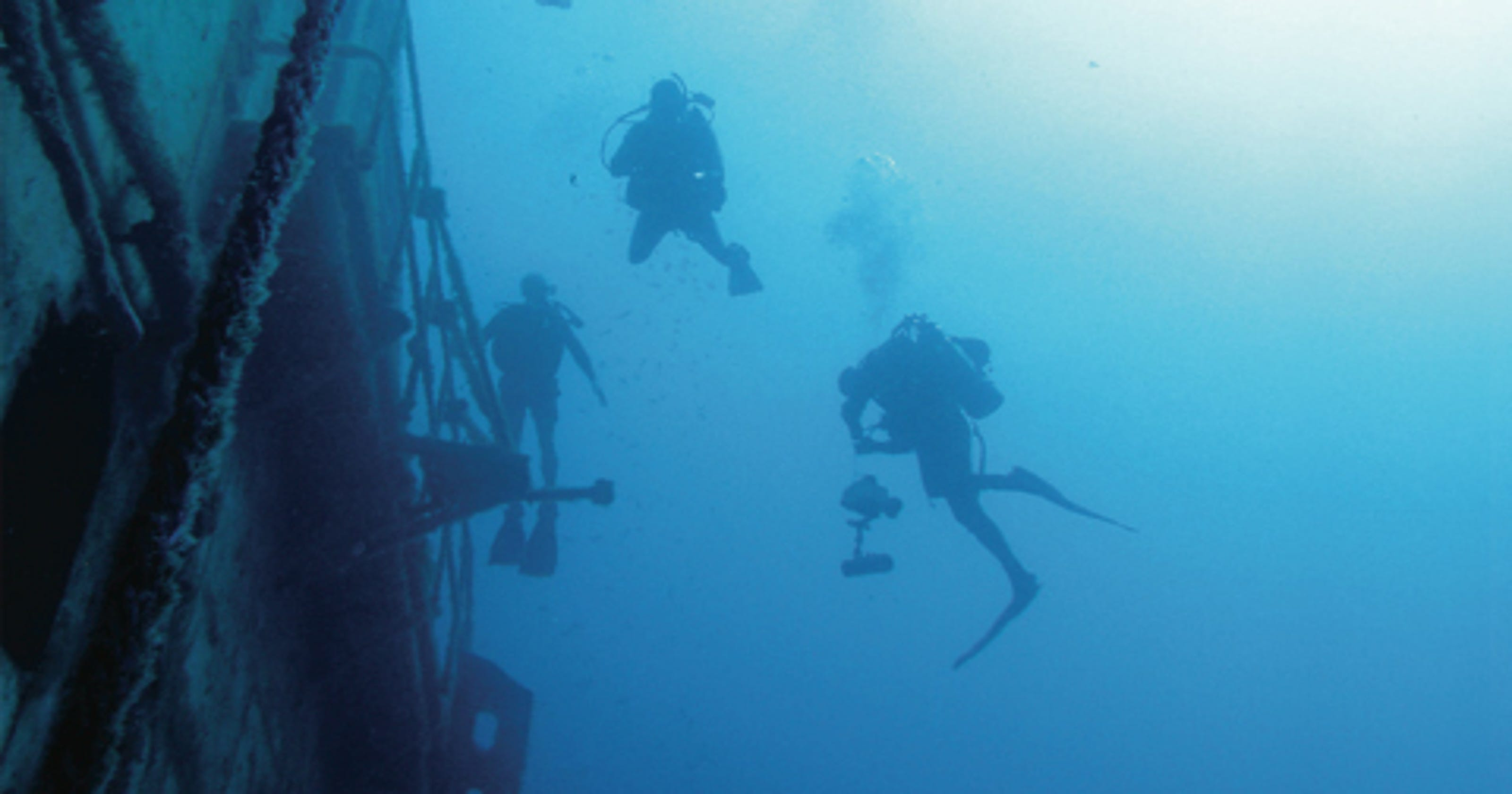 Despite years of warnings, Pensacola divers remain at risk
