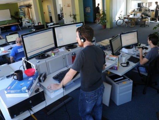 The Trade Desk got its start in Ventura's high-tech