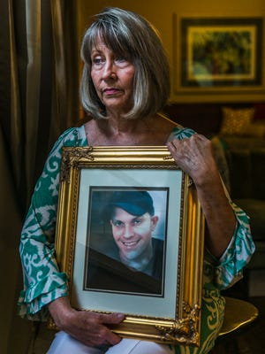 "September 12, 2017 - Sue Goodrum's 33-year-old son, Corey ""Daniel"" Brooks Goodrum, died from an overdose eighteen months ago in their home. His girlfriend, Haley High, 28, was accused of supplying the heroin that killed the father of three. High is charged with second-degree murder in his February 2016 death. ""At this point, myself, I want answers. I understand why the drug dealer was arrested, but I want answers as far as Haley,"" Goodrum said. ""I know she didn't wake me. She didn't ask for my help that night. I could have stopped it. I would have never allowed it."""