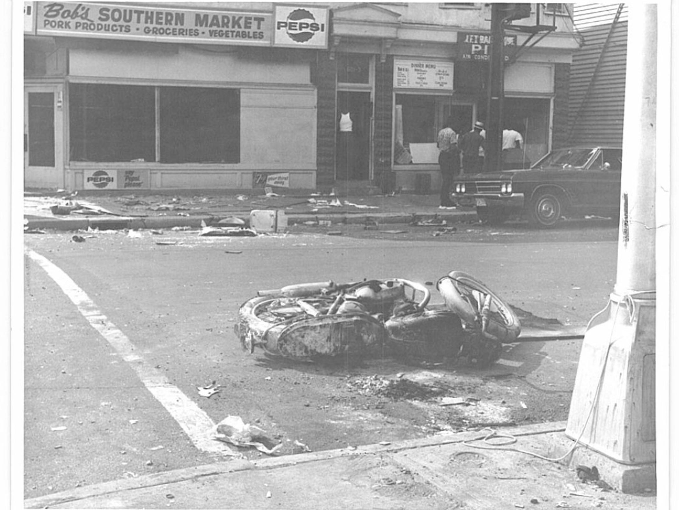 In the long, hot summer of 1967, Plainfield was engulfed