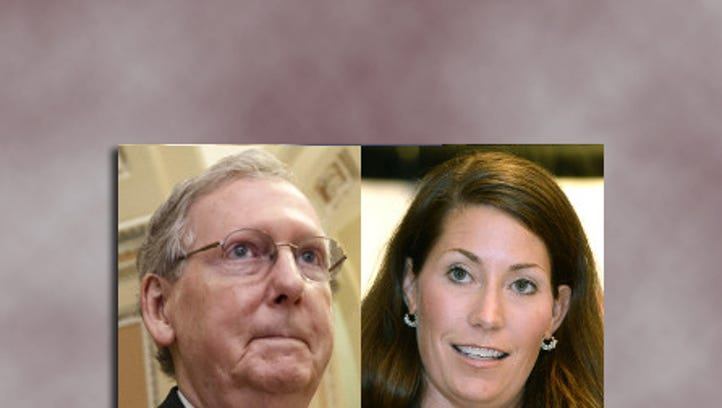 Analysis: Obamacare a pickle for McConnell, Grimes