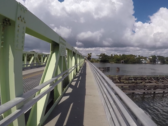 The Brevard County Commission requested in January that the Coast Guard change the operation of Mathers Bridge, connecting Indian Harbour Beach and south Merritt Island, from on demand to on the hour and half hour.