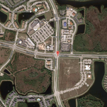A head-on collision was reported at the intersection of Murrell Road and Viera Boulevard in Viera Tuesday morning.