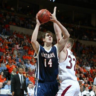 NCAA College Basketball - Saint Mary's Daniel Kickert