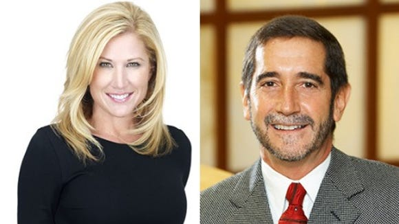 Author and entrepreneur Jen Groover and Hal Real, founder of the World Cafe Live in Wilmington and Philadelphia, will give the keynote addresses at the 2015 Delaware Economic Summit