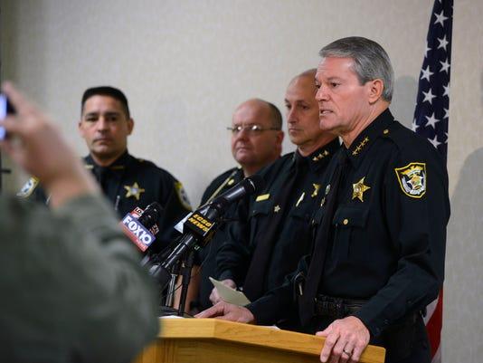 Boyette Murder Press Conference 1