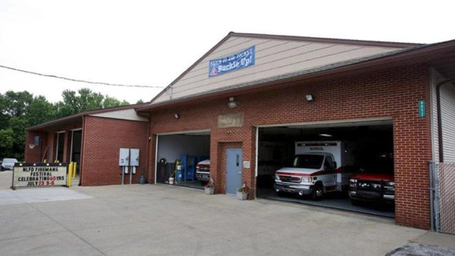 The North Lawrence Fire Department.
