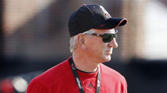 UC coach Tommy Tuberville wishes he had a clearer picture of the AAC's two-division split.
