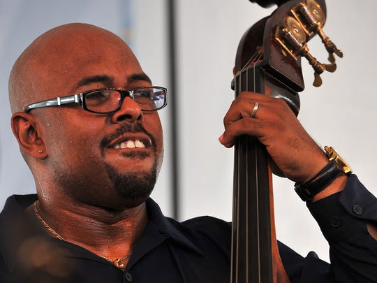 Christian McBride will perform on March 4, 2016, at the Center for the Performing Arts.