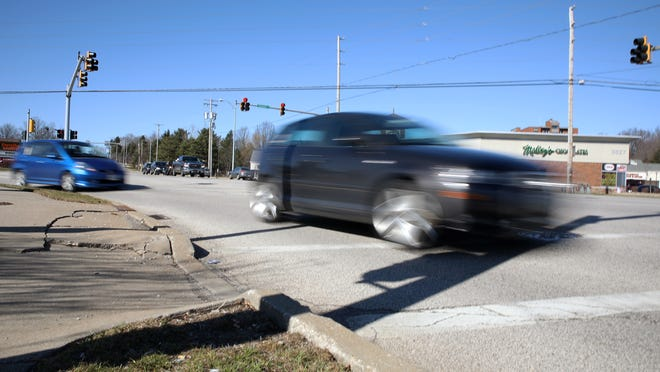 The city of Stow is planning safety improvements to the intersection of Graham and Fishcreek roads in Stow. The intersection is ranked the second highest crash intersection in the city, with 126 crashes reported in 2016-18.