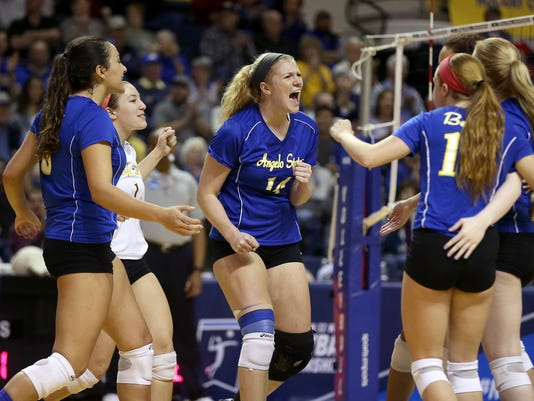 Angelo State vs. Metro State NCAA South Central Regional Championship