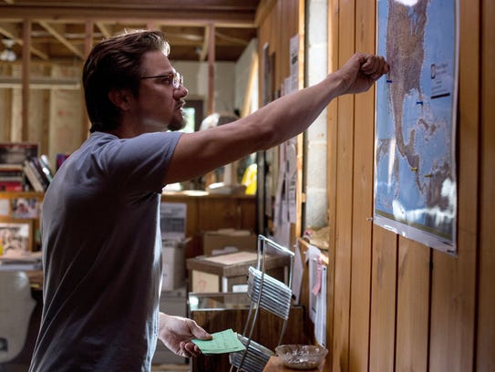 Jeremy Renner in 'Kill the Messenger'