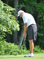 Mike Raymond finished second at the City Senior Golf