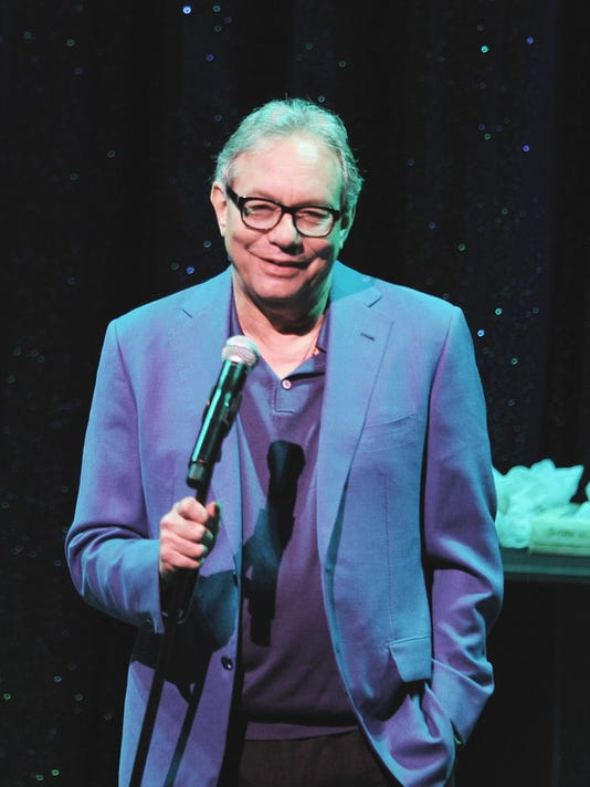Lewis Black Performs At Terry Fator Theatre In Las Vegas