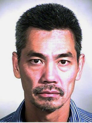 Escaped inmate Bac Duong, 43, shown in an undated photo provided by the Orange County Sheriff's Office, was arrested Jan.  29, 2016, after surrendering to police in Santa Ana, Calif.