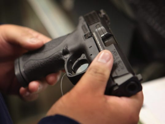 gun buyer