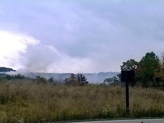 AP_Flight-93-Memorial-Fire