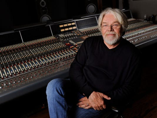 Bob Seger Portrait Session