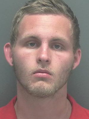 Liam Jacob, 19, was arrested on DUI charges over the weekend.