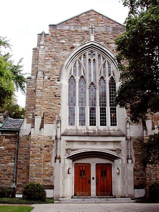 wightman chapel scarritt bennett