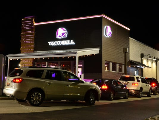 Velp Ave. Taco Bell