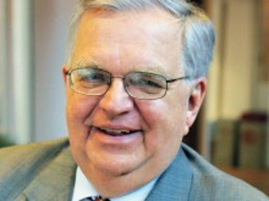 Professor Fred L. Morrison