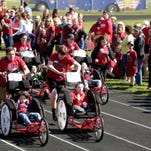 Oshkosh CARE DAYS Brings Students Together of All Abilities