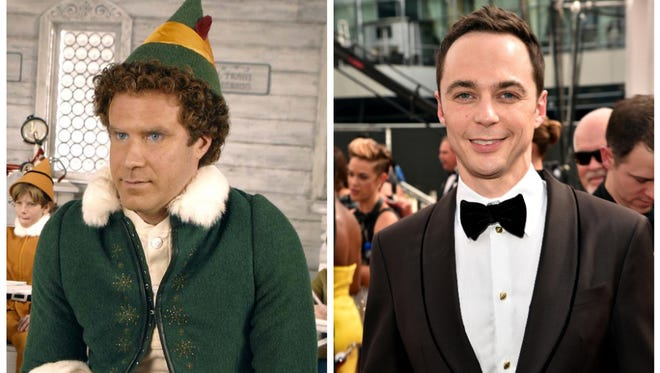 Jim Parsons will be the voice of Elf.