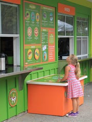 The Milwaukee County Zoo now has a kid-friendly, allergy-friendly restaurant, Bean Sprouts.