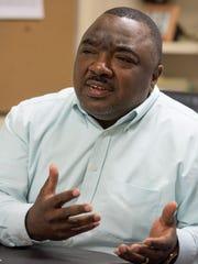 Gerald Jones, Executive Director of Brantwood Children's