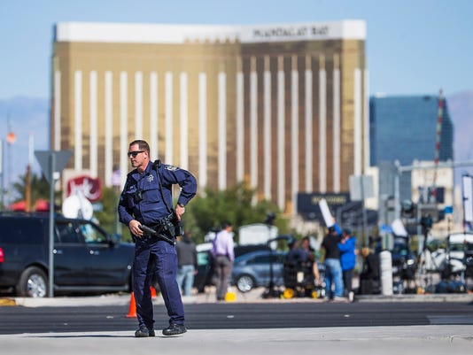 News: Las Vegas Shooting