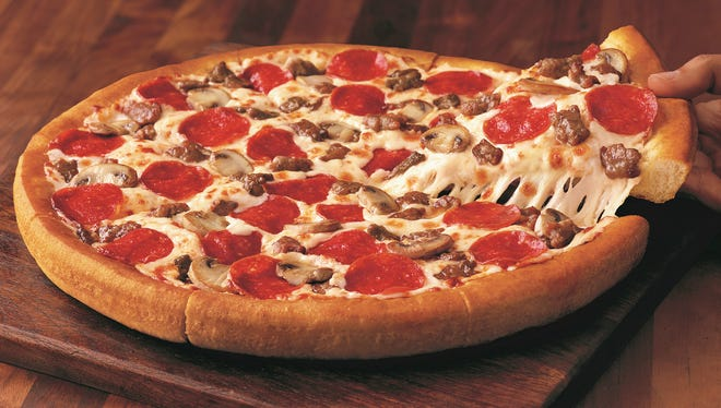 Pizza Hut – a dairy checkoff partner – has increased the amount of cheese on its pan pizzas by 25 percent.