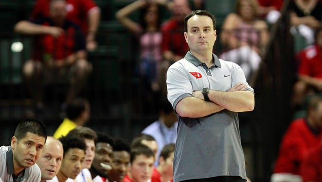 After turning Dayton into a mid-major power, Archie Miller is Bloomington-bound.
