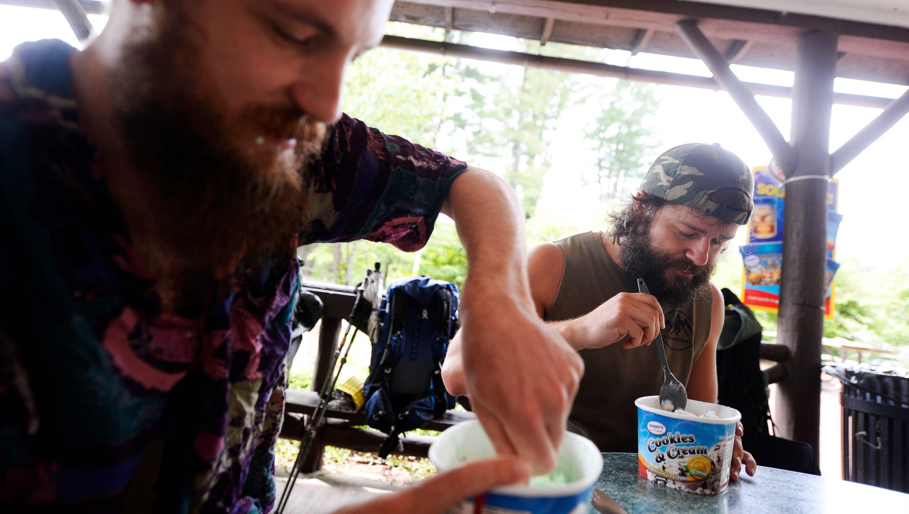 Photos 1 2 Gallon Challenge On The Appalachian Trail