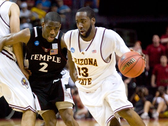 James Harden was ASU's first consensus All-American and he was the third overall pick in 2009.