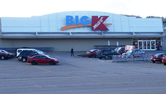 The Kmart on Maple Avenue is one of more than 100 Kmart and Sears stores scheduled to close by the end of March.